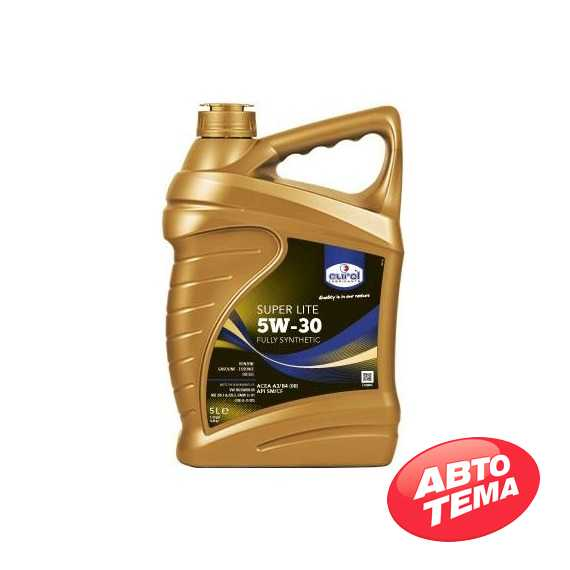 Моторное масло EUROL Super Lite - Интернет магазин резины и автотоваров Autotema.ua