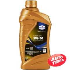 Купить Моторное масло EUROL Super Lite 5W-50 (1л)