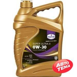 Купить Моторное масло EUROL Super Ultra II 0W-30 (5л)