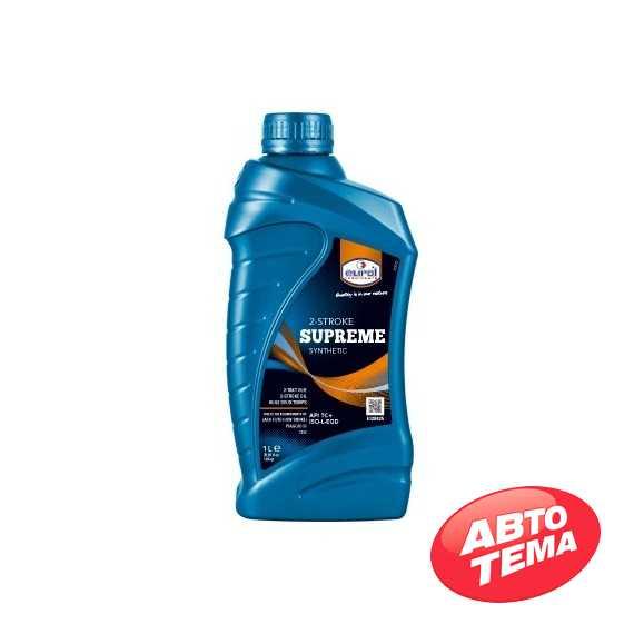 Масло для лодочных моторов EUROL TTX Supreme Synthetic - Интернет магазин резины и автотоваров Autotema.ua