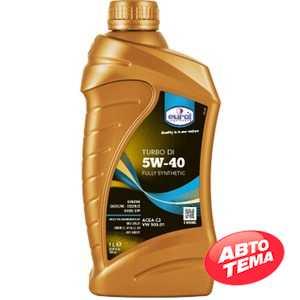 Купить Моторное масло EUROL Turbo DI 5W-40 (1л)
