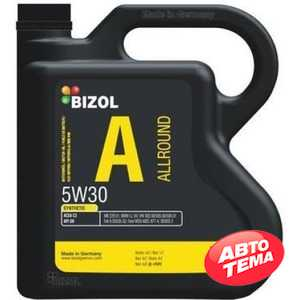 Купить Моторное масло BIZOL Allround 5W-30 (4л)