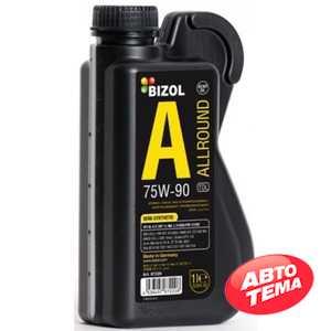 Купить Трансмиссионное масло BIZOL Allround Gear Oil TDL 75W-90 (1л)