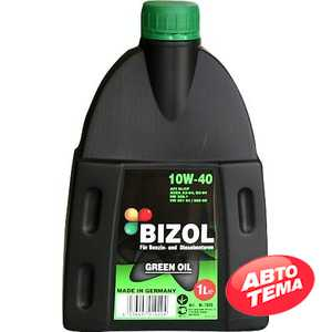 Купить Моторное масло BIZOL Green Oil 10W-40 (1л)