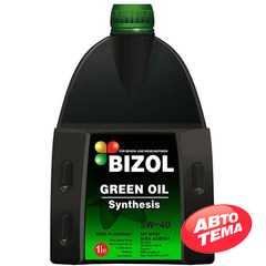 Моторное масло BIZOL Green Oil - Интернет магазин резины и автотоваров Autotema.ua