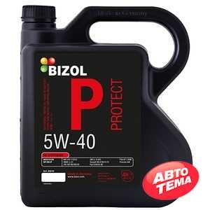 Купить Моторное масло BIZOL Protect 5W-40 (4л)