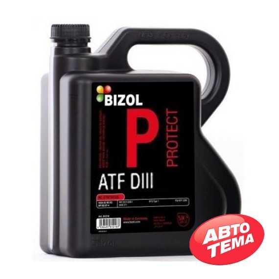 Трансмиссионное масло BIZOL Protect ATF DIII - Интернет магазин резины и автотоваров Autotema.ua