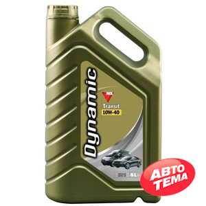Купить Моторное масло MOL Dynamic Transit 15w-40 (4л)