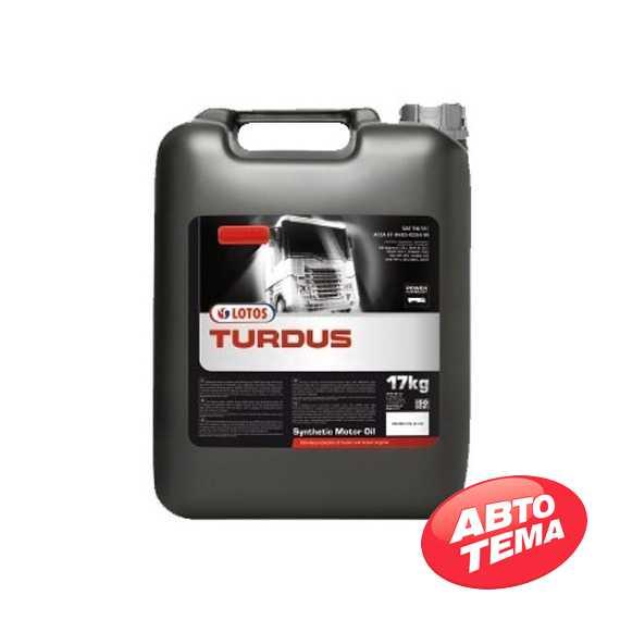 Моторное масло LOTOS Turdus MD - Интернет магазин резины и автотоваров Autotema.ua