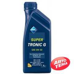 Моторное масло ARAL Super Tronic G - Интернет магазин резины и автотоваров Autotema.ua