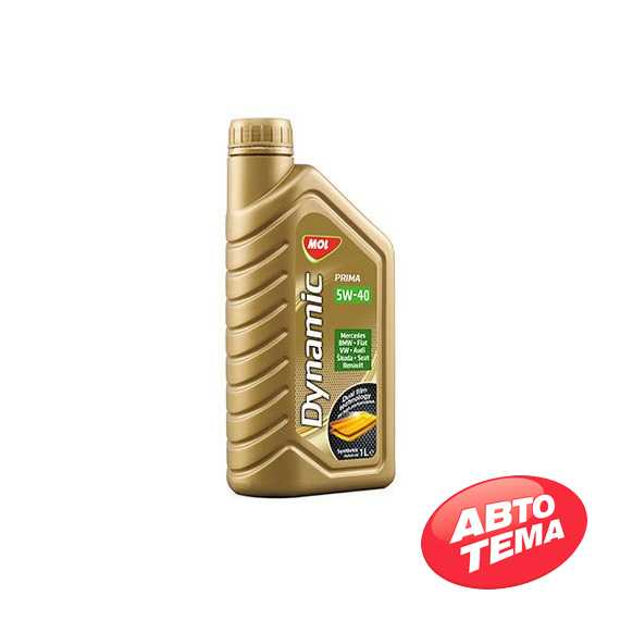 Моторное масло MOL Dynamic Prima - Интернет магазин резины и автотоваров Autotema.ua