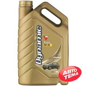 Купить Моторное масло MOL Dynamic Prima 5W-40 (4л)