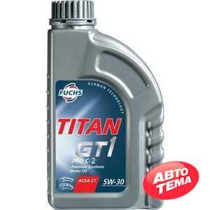 Купить Моторное масло FUCHS Titan GT1 PRO С-2 5W-30 (4л)