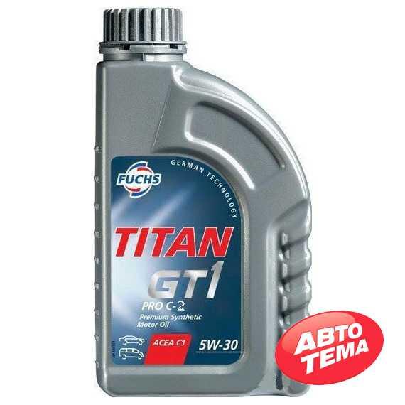 Моторное масло FUCHS Titan GT1 PRO С-2 - Интернет магазин резины и автотоваров Autotema.ua