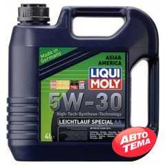 Купить Моторное масло LIQUI MOLY Leichtlauf Special AA 5W-30 (4л)