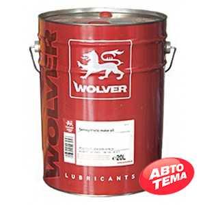 Купить Трансмиссионное масло WOLVER Multigrade Hypoid Gear Oil 80W-90 GL-5 (20л)