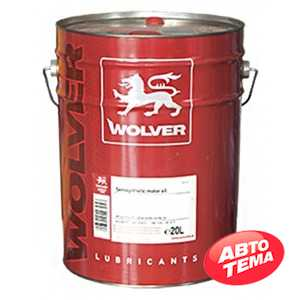Купить Моторное масло WOLVER Super Dynamic 10W-40 (20л)