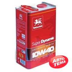 Купить Моторное масло WOLVER Super Dynamic 10W-40 (4л)