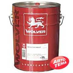 Купить Моторное масло WOLVER Super Light 10W-40 (20л)