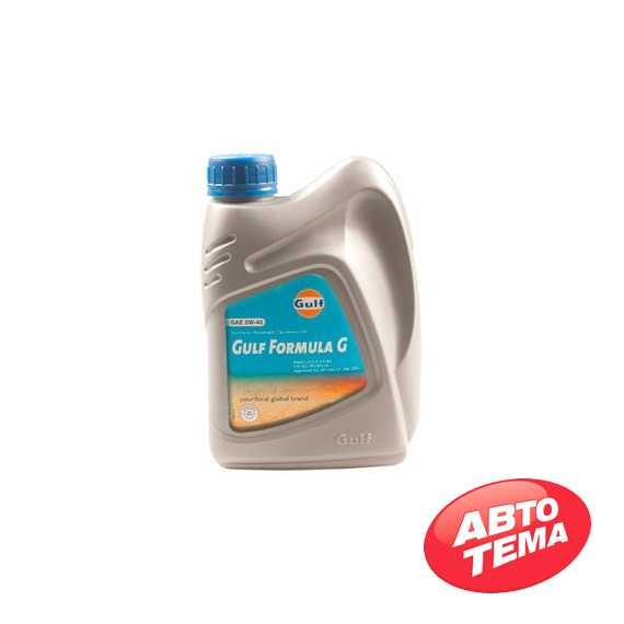 Купить Моторное масло GULF Formula G 5W-40 (1л)
