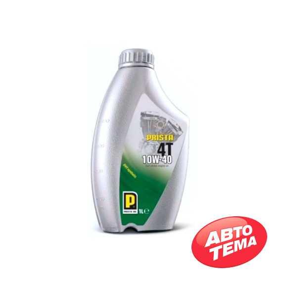 масло для мотоциклов PRISTA 4T - Интернет магазин резины и автотоваров Autotema.ua