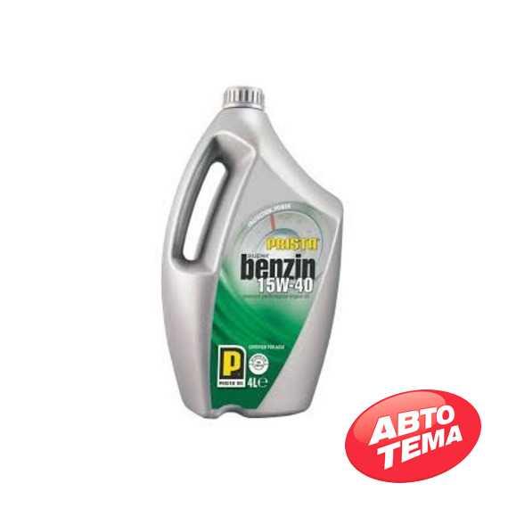 Моторное масло PRISTA Super Benzin - Интернет магазин резины и автотоваров Autotema.ua