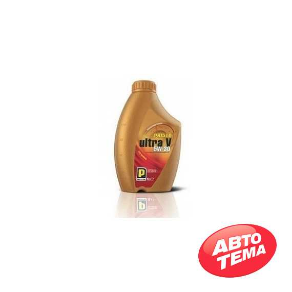 Моторное масло PRISTA Ultra V - Интернет магазин резины и автотоваров Autotema.ua