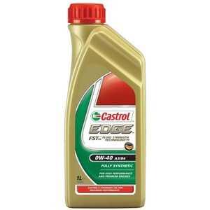 Купить Моторное масло CASTROL EDGE 0W-40 (1л)