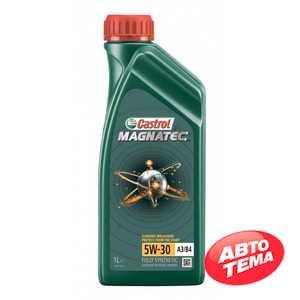 Купить Моторное масло CASTROL Magnatec 5W-30 A3/B4 (1л)