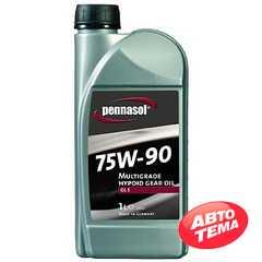 Трансмиссионное масло PENNASOL Multigrade Hypoid Gear Oil - Интернет магазин резины и автотоваров Autotema.ua