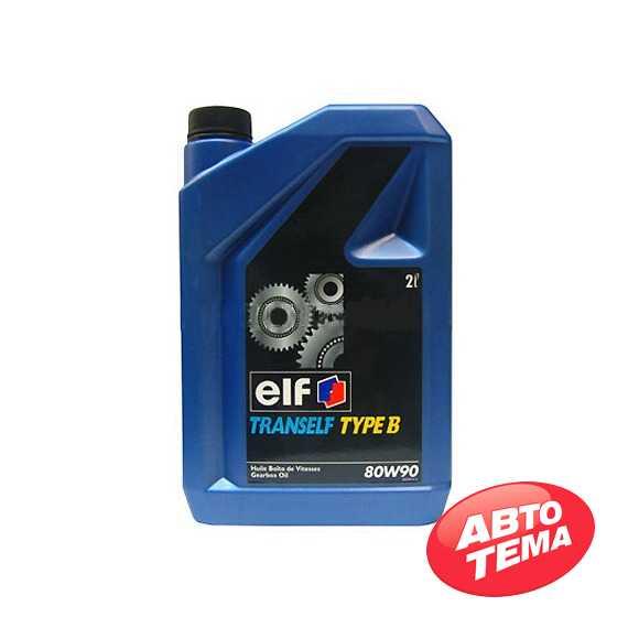 Трансмиссионное масло ELF Tranself Type B - Интернет магазин резины и автотоваров Autotema.ua