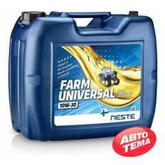 Купить Моторное масло NESTE Farm UN 10W-30 CF-4/SF GL-4 (20л)