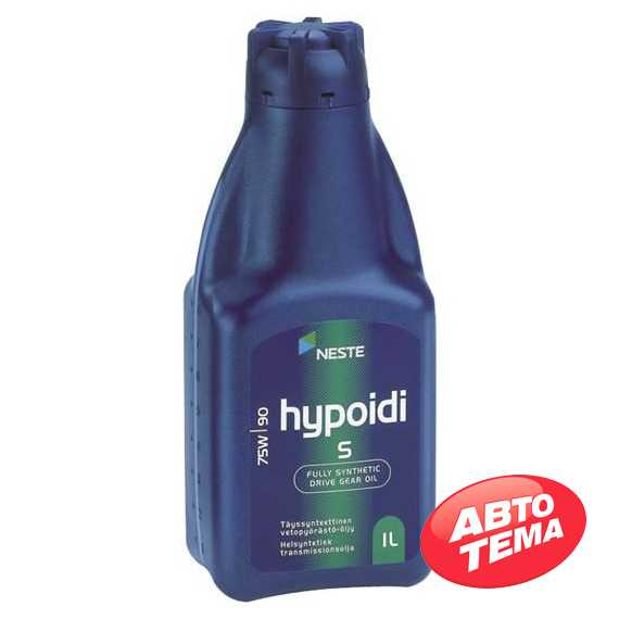 Трансмиссионное масло NESTE Hypoidi S - Интернет магазин резины и автотоваров Autotema.ua