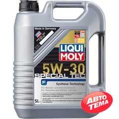 Моторное масло LIQUI MOLY SPECIAL TEC F - Интернет магазин резины и автотоваров Autotema.ua