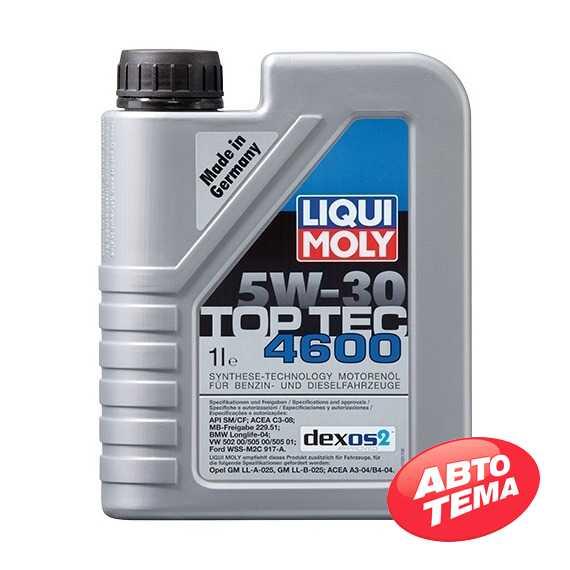 Моторное масло LIQUI MOLY TOP TEC 4600 - Интернет магазин резины и автотоваров Autotema.ua