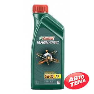 Купить Моторное масло CASTROL Magnatec 5W-30 AP (1л)