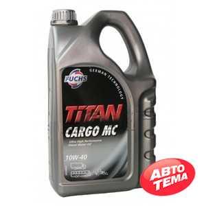 Купить Моторное масло FUCHS Titan Cargo MC 10W-40 (5л)