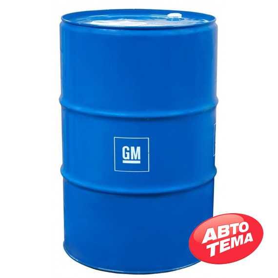 Моторное масло GM Motor Oil Semi Synthetic - Интернет магазин резины и автотоваров Autotema.ua
