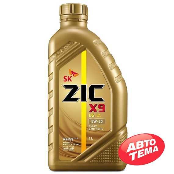 Купить Моторное масло ZIC X9 5W-40 (1л)