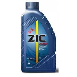 Купить Моторное масло ZIC X5000 10W-40 (1л)