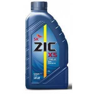 Купить Моторное масло ZIC X5 15W-40 (1л)