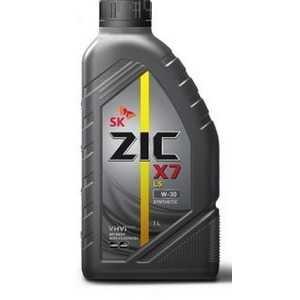Купить Моторное масло ZIC X7 LS 10W-30 (1л)