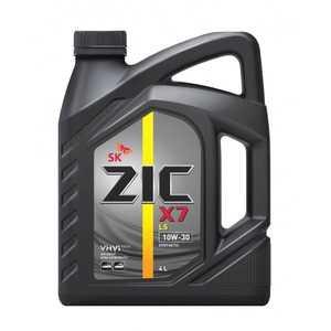 Купить Моторное масло ZIC X7 LS 10W-30 (4л)