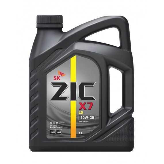 Моторное масло ZIC X7 LS - Интернет магазин резины и автотоваров Autotema.ua