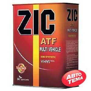 Купить Трансмиссионное масло ZIC CVT Multi (4л)