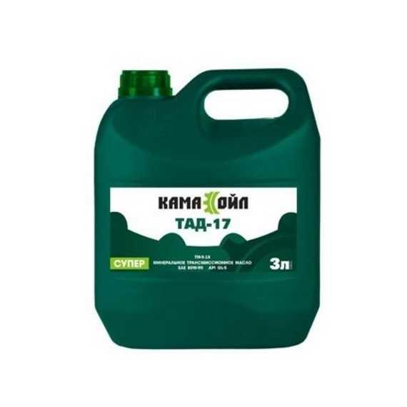 Трансмиссионное масло КАМА ОЙЛ Супер (ТАД-17и) - Интернет магазин резины и автотоваров Autotema.ua