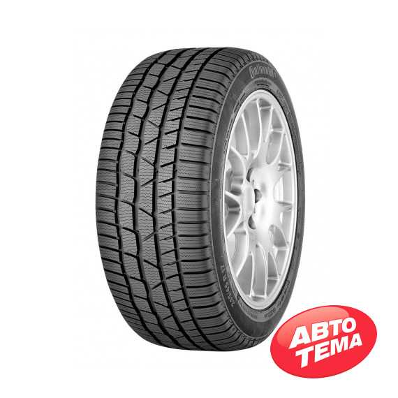 Зимняя шина CONTINENTAL ContiWinterContact TS 830 P Run Flat - Интернет магазин резины и автотоваров Autotema.ua