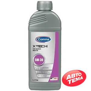 Купить Моторное масло COMMA X-TECH 5W-30 (1л)