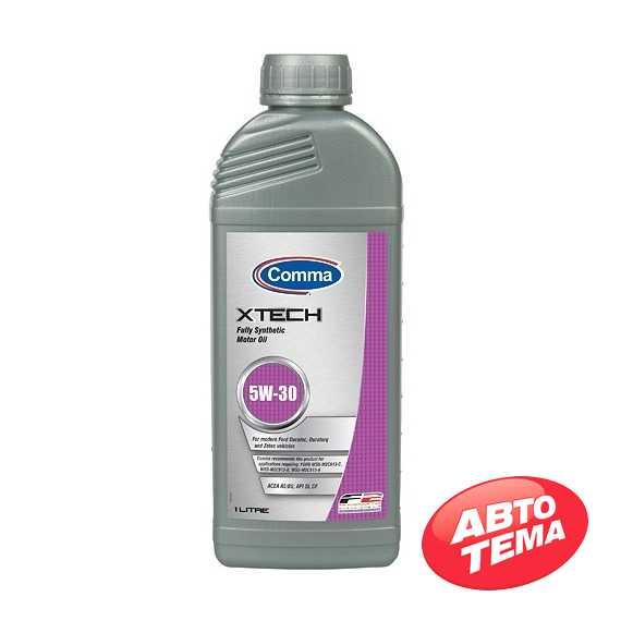 Моторное масло COMMA X-TECH - Интернет магазин резины и автотоваров Autotema.ua