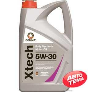 Купить Моторное масло COMMA X-TECH 5W-30 (4л)